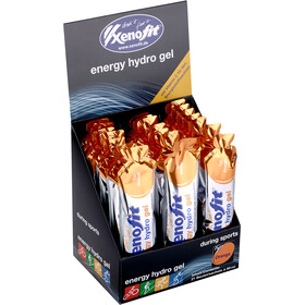 Xenofit Energy Hydro Gel Box 21x60ml Orange